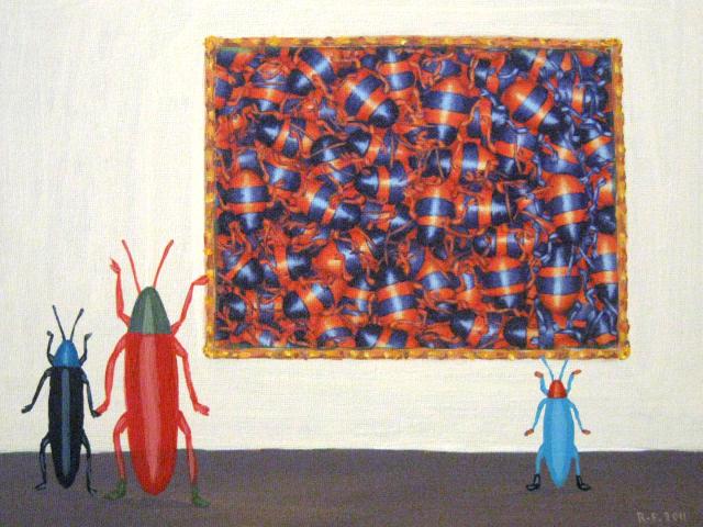 Roman Franta - V galerii